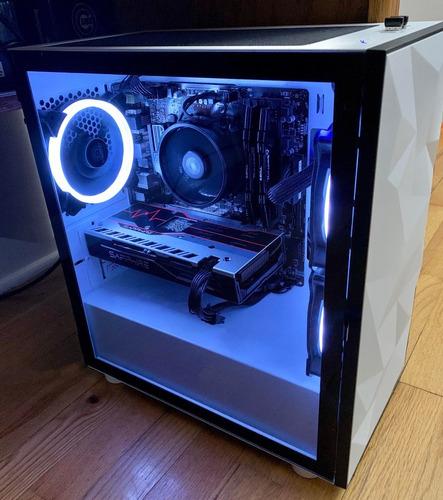 Kit Gamer Intel Core I5/ R9 280 3gb Gddr5/ 8gb Ram/ 128 Ssd