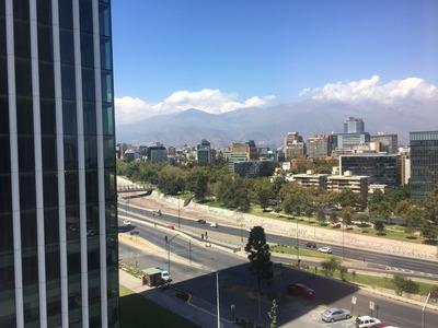 Los Conquistadores 1700, Providencia, Chile