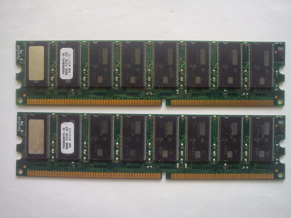 Spectek 512mb (256*2) Ddr333 Pc2700 Dual Channel