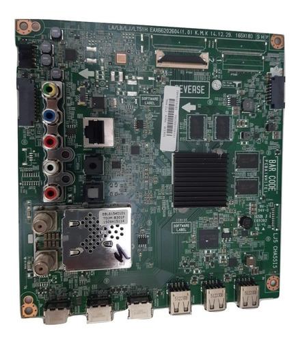 Placa Televisor Tv Main LG 49lf6450  Nuevo Y Original 49