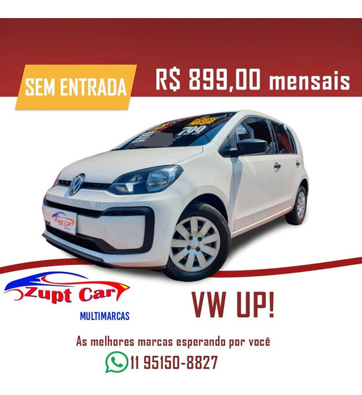 Volkswagen Up Take Completo Baixa Km
