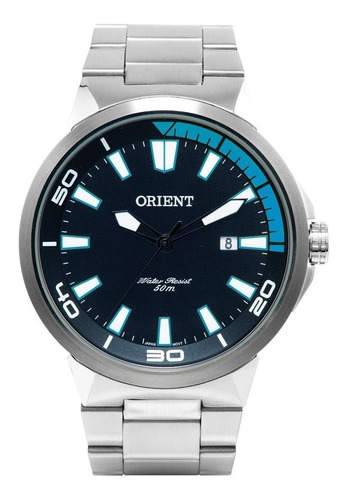 Relógio Orient Masculino Ref: Mbss1196a Pasx Casual