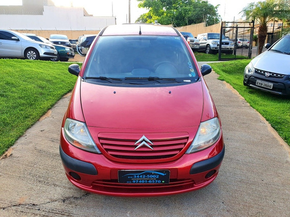 Citroën C3 1.4 8v Glx Flex 2008