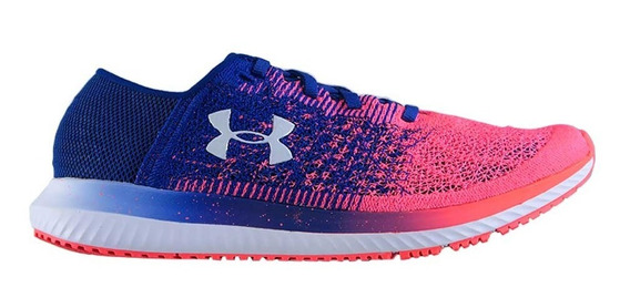 Zapatillas Under Armour Running Threadborne Blur Mujer