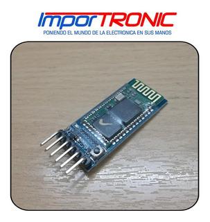Módulo Bluetooth Hc-05 6 Pines Para Arduino