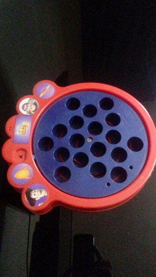 Jogo Toy Story 3 Caça Alienigena (somente A Base)