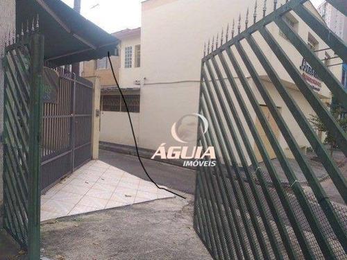 Imagem 1 de 19 de Sobrado À Venda, 112 M² Por R$ 329.000,00 - Vila Alzira - Santo André/sp - So1593