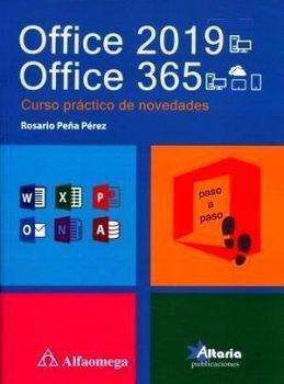 Imagen 1 de 1 de Office 2019/office 365 -curso Practico De Novedades-