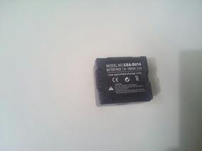 Bateria Panasonic Cga-du14