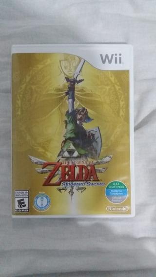 The Legend Of Zelda Skyward Sword Original Wii