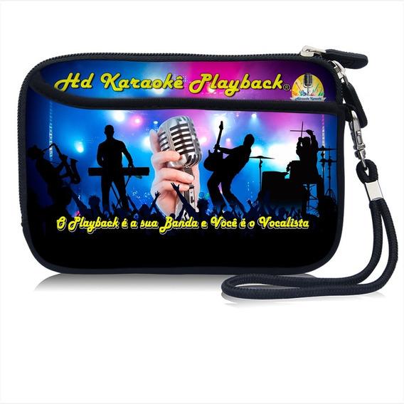 Hd Karaokê Videokê Playback Instrumentos Reais