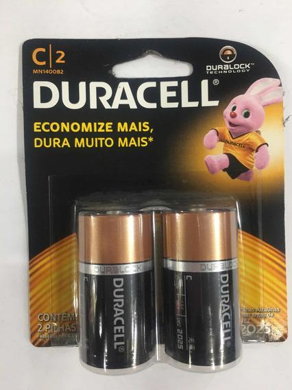 Duracell c (24 Cartelas C/2) Duralock Val:2025