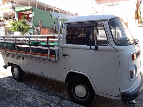 Perua Kombi Volkswagem - Carroceria 1989