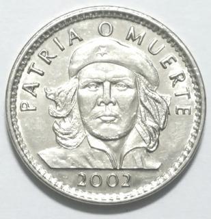 Moneda. Ernesto Che Guevara. (2002) 3pesos Cubanos