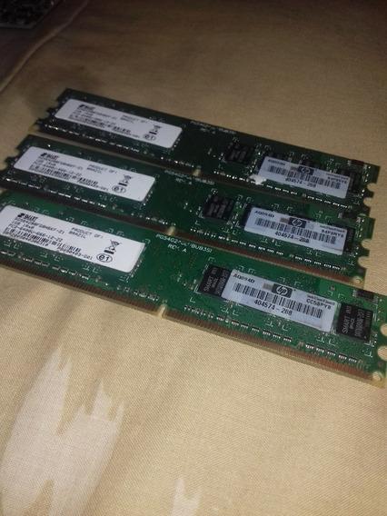3x1 Gb Ram Ddr2