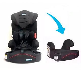 Butaca Booster Auto 9 A 36 Kg Isofix Zeus Megababy Babymovil