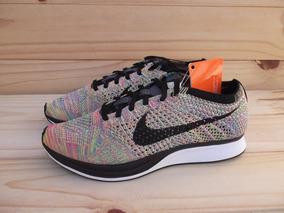Tênis Nike Flyknit Racer Multicolor Masculino Feminino