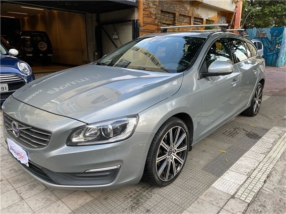 Volvo V60 2.0 T5 Momentum Turbo Gasolina 4p Automático