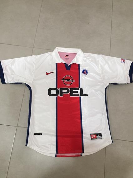 Camisa Paris Saint-germain Away 98/99 Original Importada