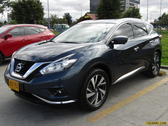 Nissan Murano Exclusive Mp 3.5 4x4