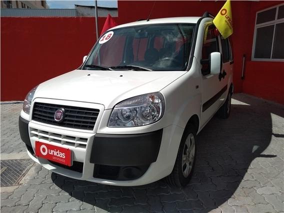 Fiat Doblo 1.8 Mpi Essence 7l 16v Flex 4p Manual