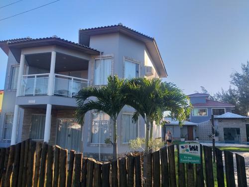 Imagem 1 de 14 de Belíssima Casa De Praia De Alto Padrão - Unamar, Cabo Frio