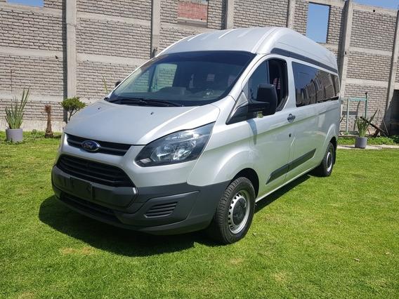 $63,000 Enganche Transit Van Corta 2014 Llama Ya Pm