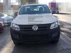 Volkswagen Amarok 2.0 Entry 2015 Standar*hay Credito