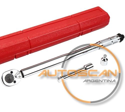 Torquimetro Safe Enc 3/8 Eurotech (0,7-11kg)