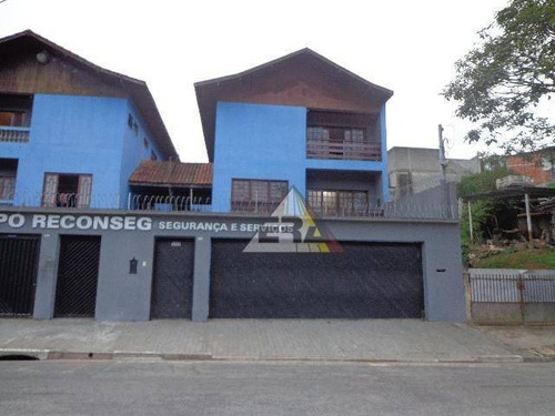 Sobrado Residencial Para Locação, Centro, Arujá - So0002. - So0002