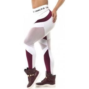 Legging Marsala Fitness