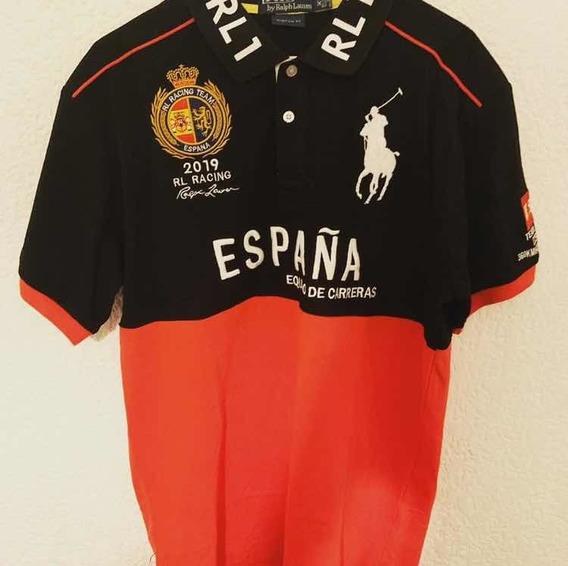 Playera Polo Ralph Lauren Racing España