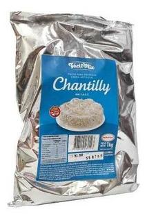 Crema Chantilly Mapsa 1 Kilo - Ciudad Cotillón