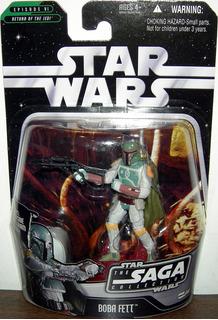 Boba Fett The Saga Collection - Star Wars