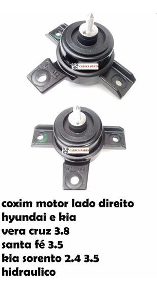 Coxim Motor Hyundai Santa Fé 2.7 3.5 Vera Cruz 3.8