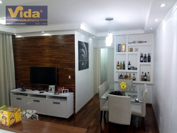 Apartamento Em Vila Mercês - Carapicuíba - 40945
