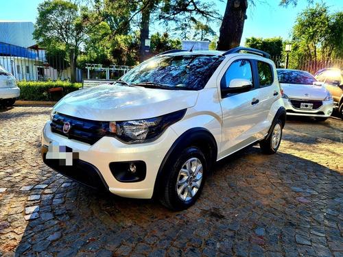 Fiat Mobi Way 1.0 2017 40.000km Tomo Usado Oportunidad!
