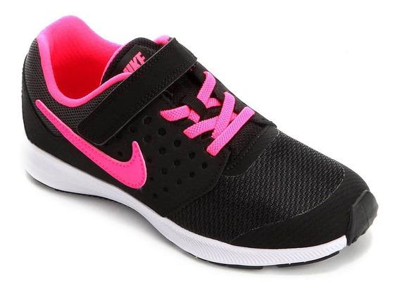 Tenis Infantil Nike Dowshifter 7 Ps Com Elástico - Original