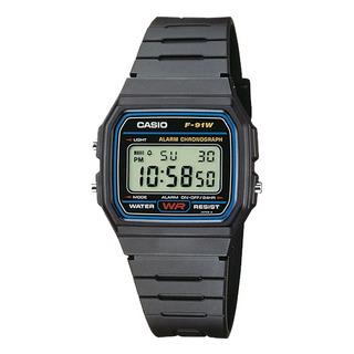 Reloj Casio F-91w Circuit
