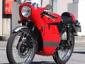 Puro Cafe Racer , Snakemotors 77 250 Cc Exclusiva Y Unica