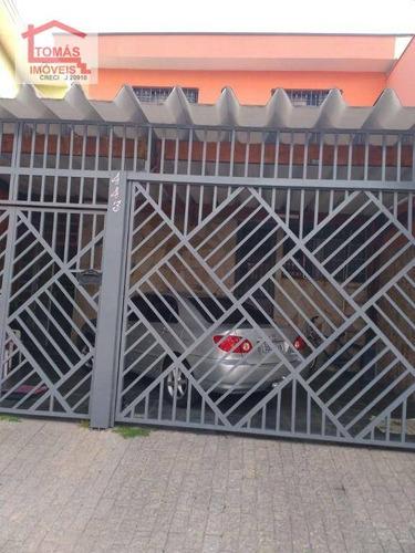 Imagem 1 de 28 de Sobrado Com 3 Dormitórios À Venda, 180 M² Por R$ 580.000,00 - Pirituba - São Paulo/sp - So2256