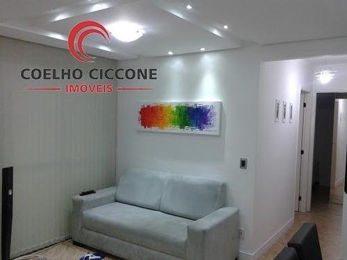 Imagem 1 de 14 de Compre Apartamento Em Sitio Pinheirinho - V-445