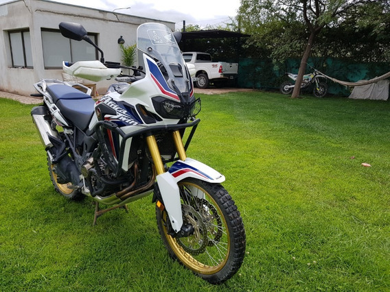 Africa Twin Impecable 2017 Dct Unico Dueño