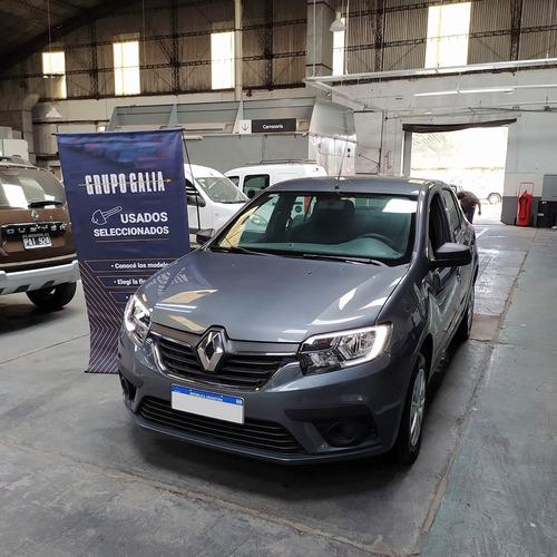 Renault Logan Ph2 Life 1.6