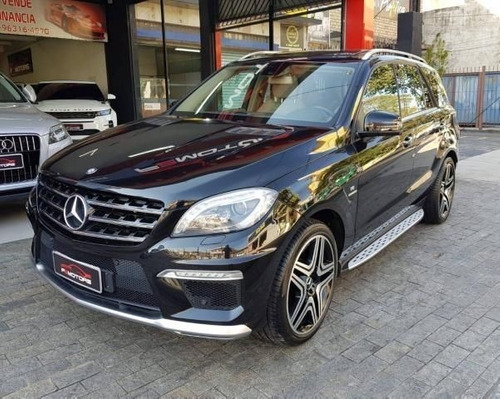 Mercedes-benz Ml 63 Amg 5.5 V8 32v Biturbo
