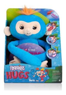 Fingerlings Peluche Hugs Interactivo 50cm Sonidos Reales