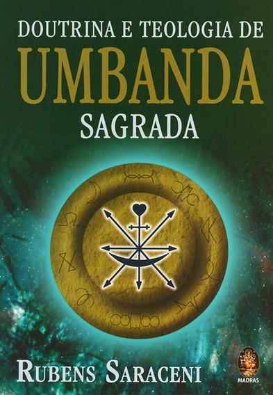 Livro Doutrina E Teologia De Umbanda Sagrada - Promoção