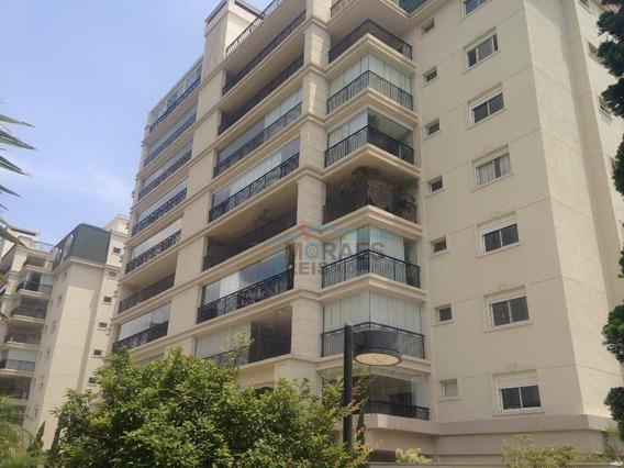 Apartamento Com 4 Dormitórios À Venda, 511 M² Por R$ 4.500.000,00 - Alto Da Boa Vista - São Paulo/sp - Ap0046