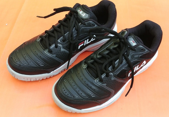 Zapatillas Fila Top Spin 2.0 - N°40 -impecables