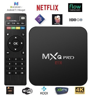Convertidor Conversor De Tv A Smart Tv Box Pro A24 Android 7